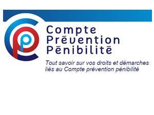 Compte prévention pénibilité